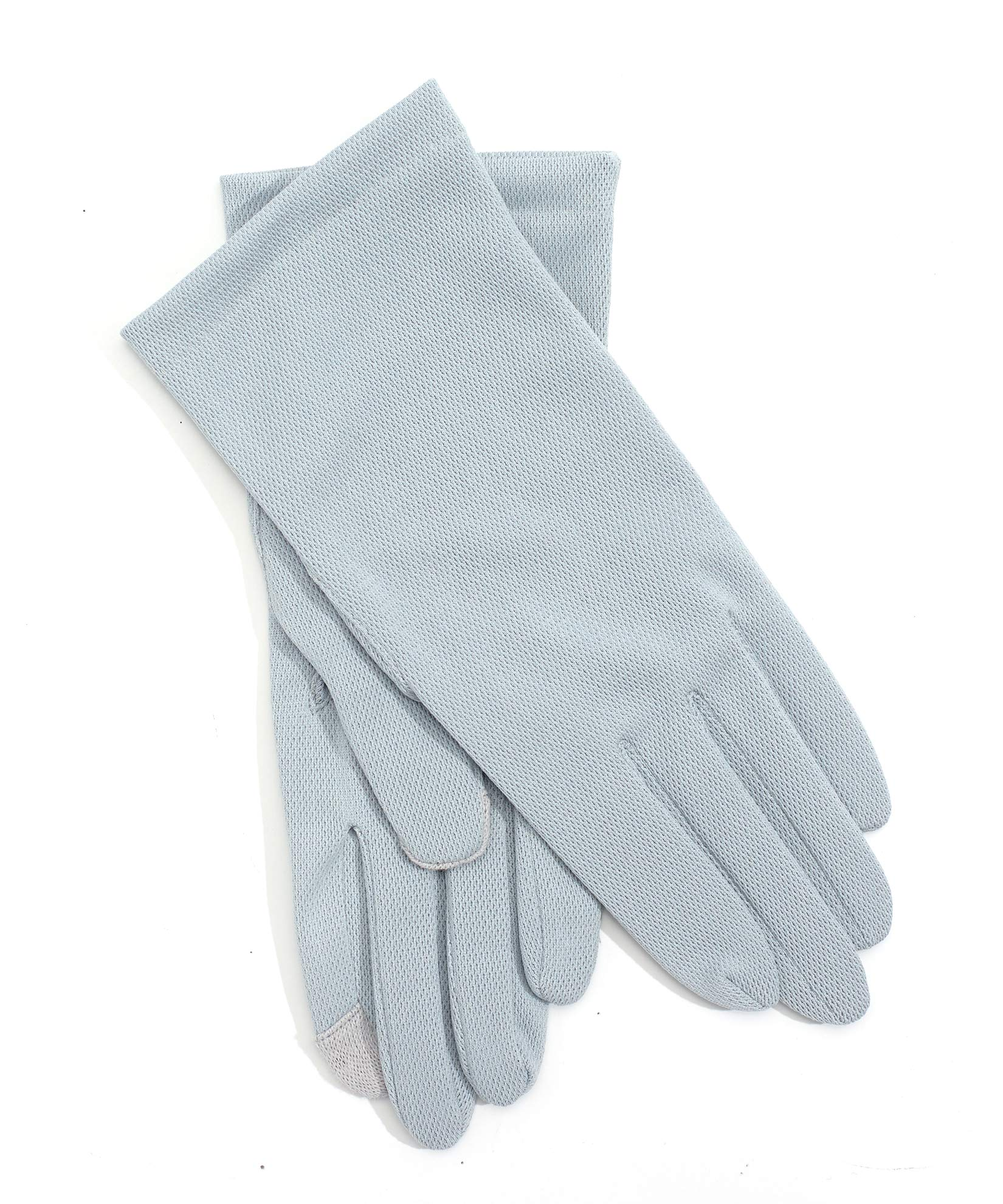 Grey - Washable Solid Errand Glove with Echo Touch®