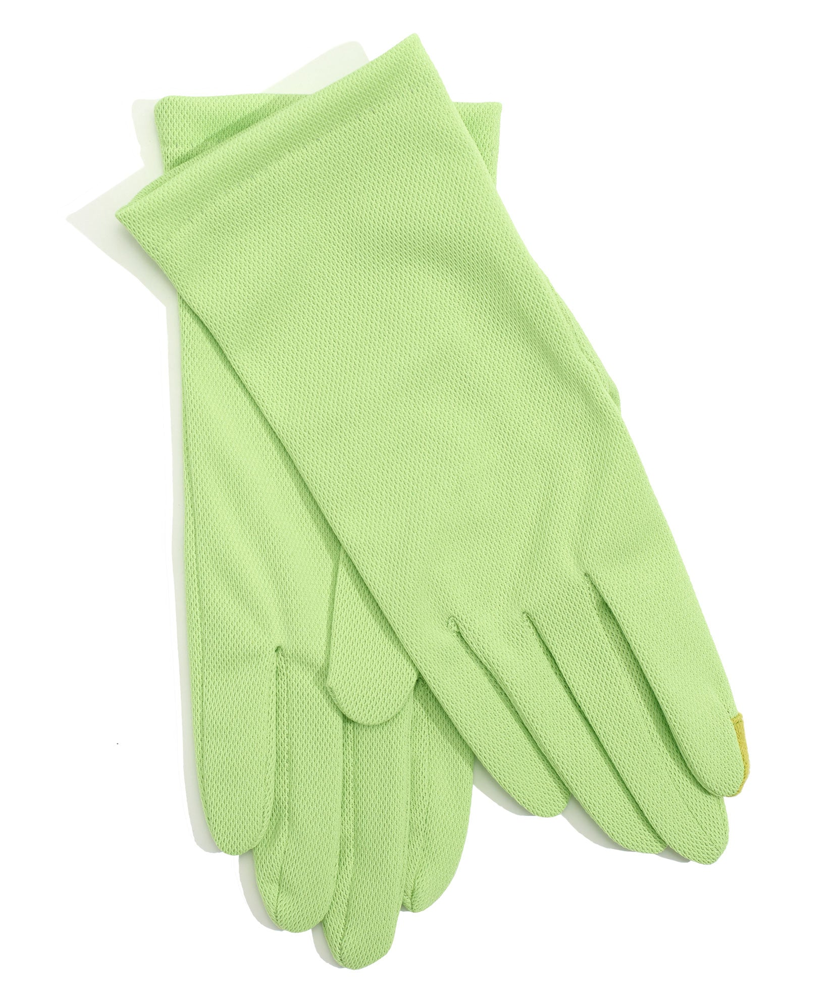 Bright Green - Washable Solid Errand Glove with Echo Touch®