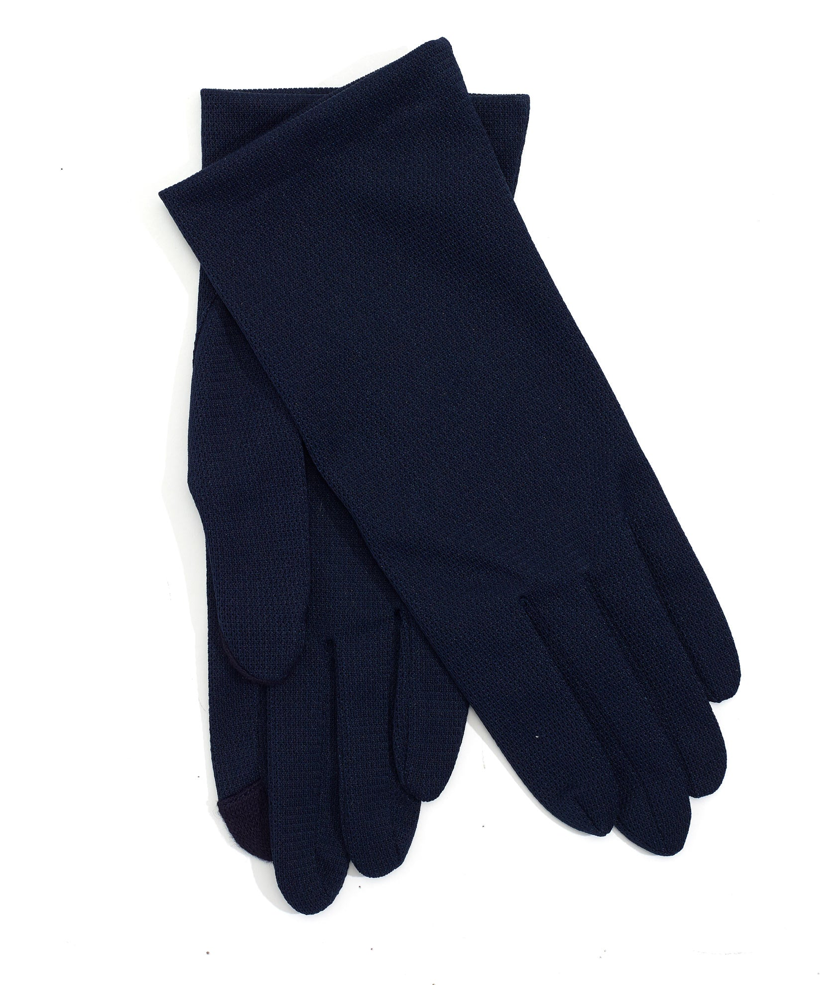 Navy - Washable Solid Errand Glove with Echo Touch®