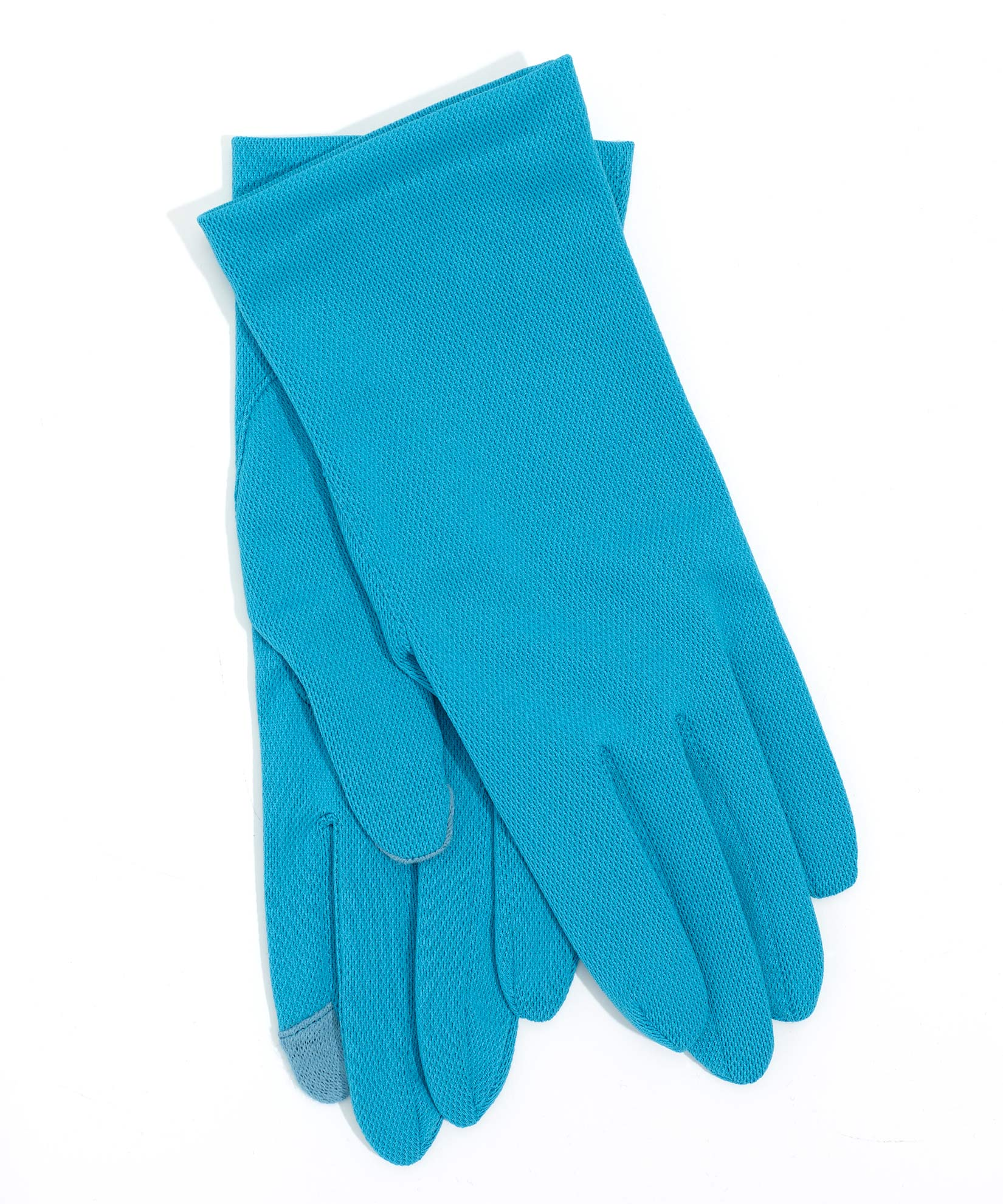 Turquoise - Washable Solid Errand Glove with Echo Touch®