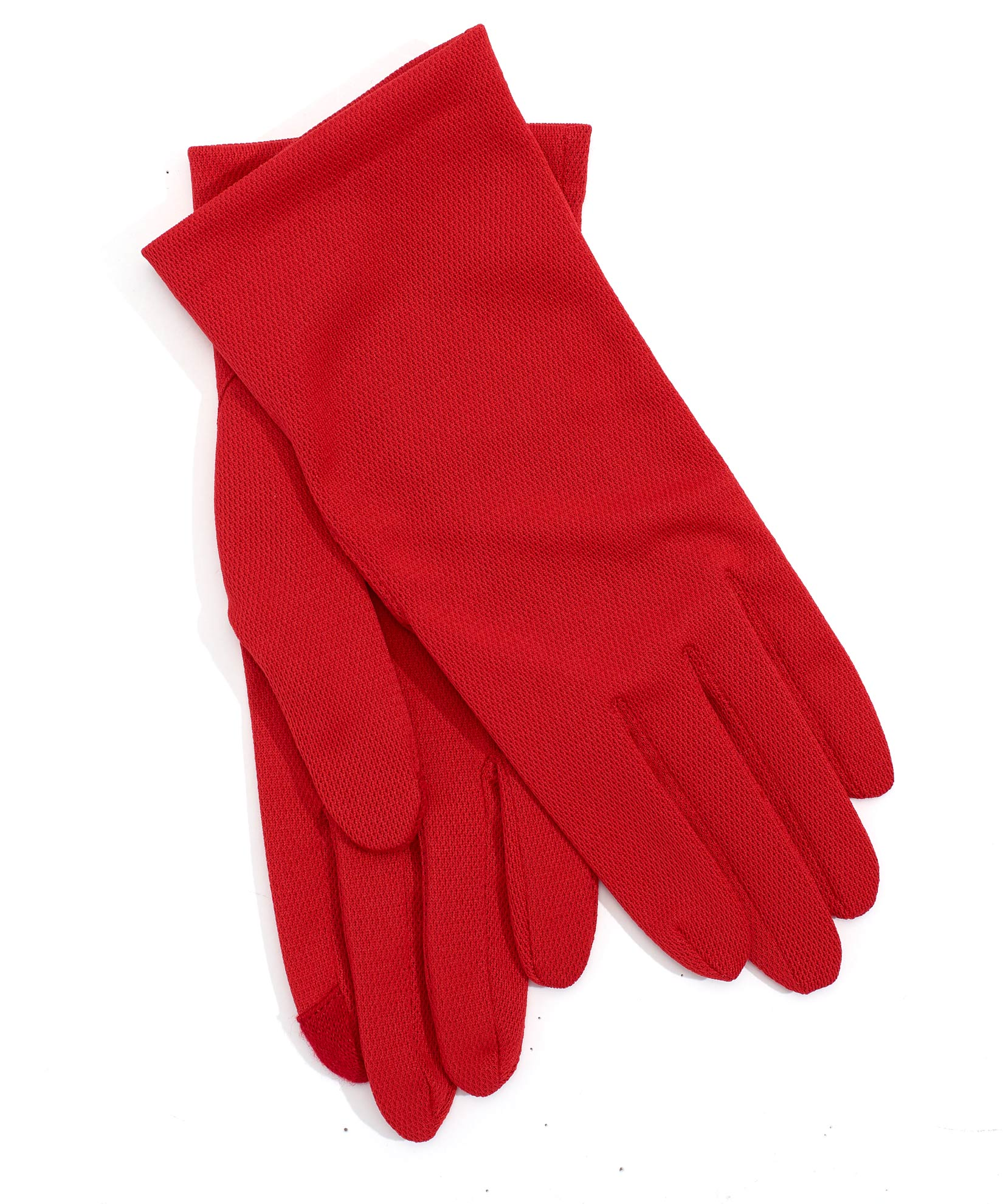 Red - Washable Solid Errand Glove with Echo Touch®