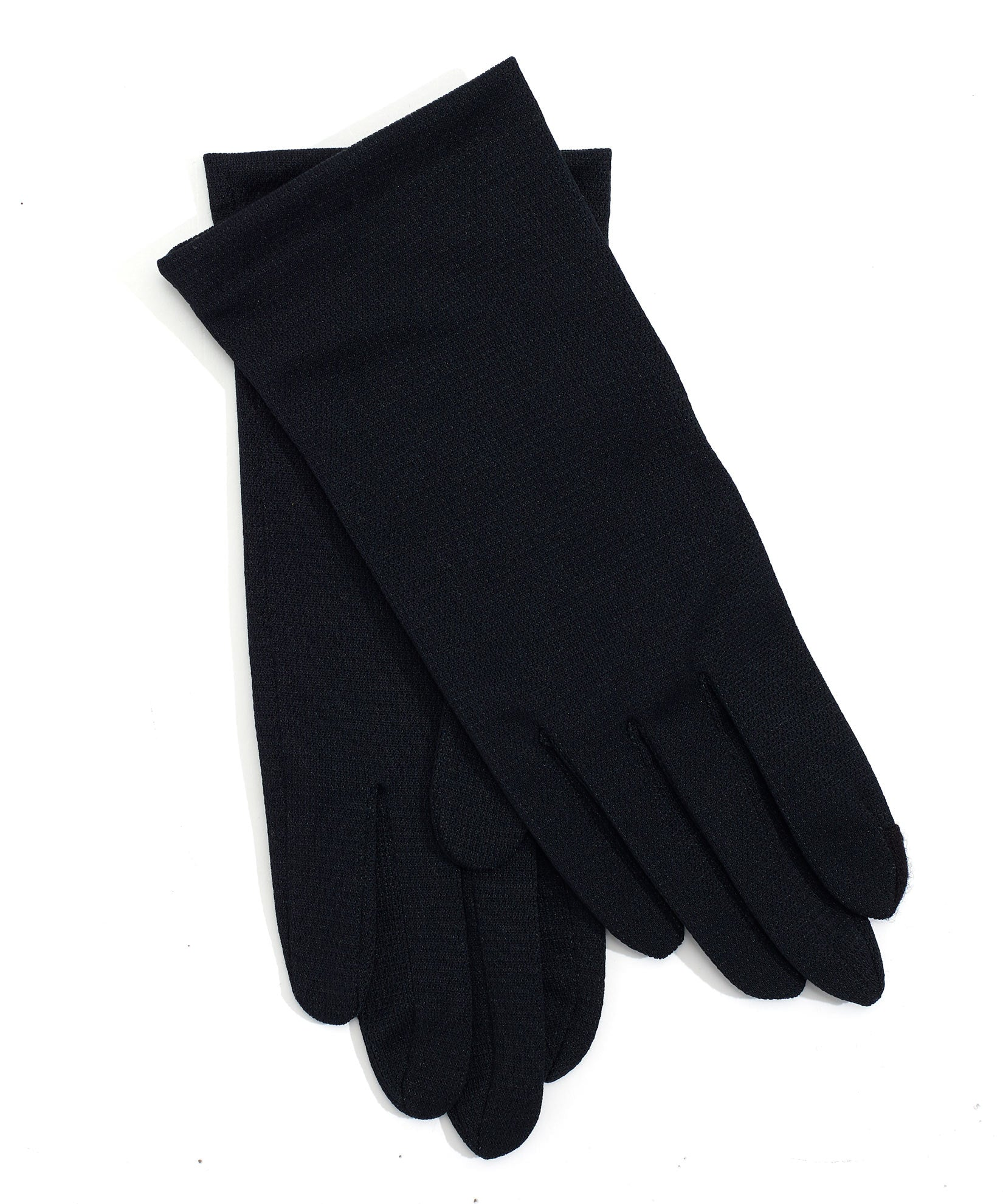 Black - Washable Solid Errand Glove