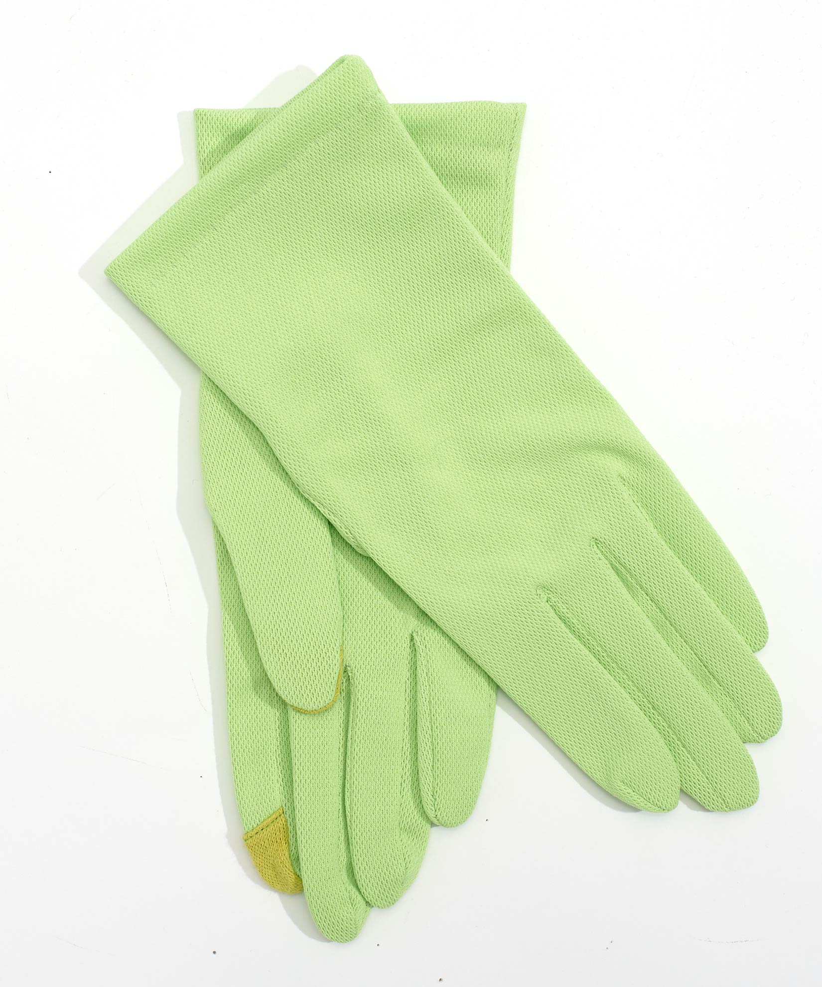 Bright Green - Washable Solid Errand Glove