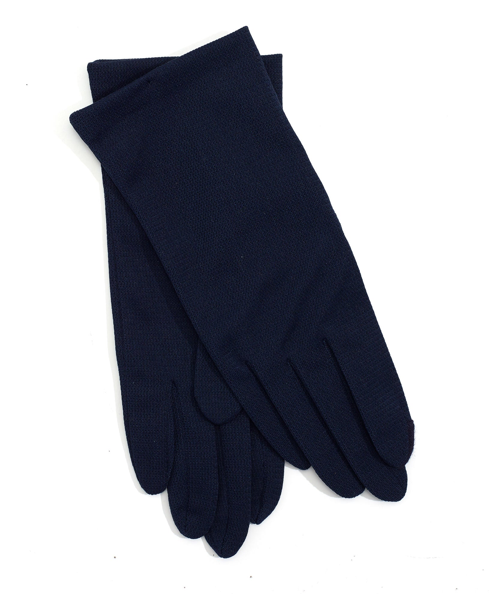 Navy - Washable Solid Errand Glove
