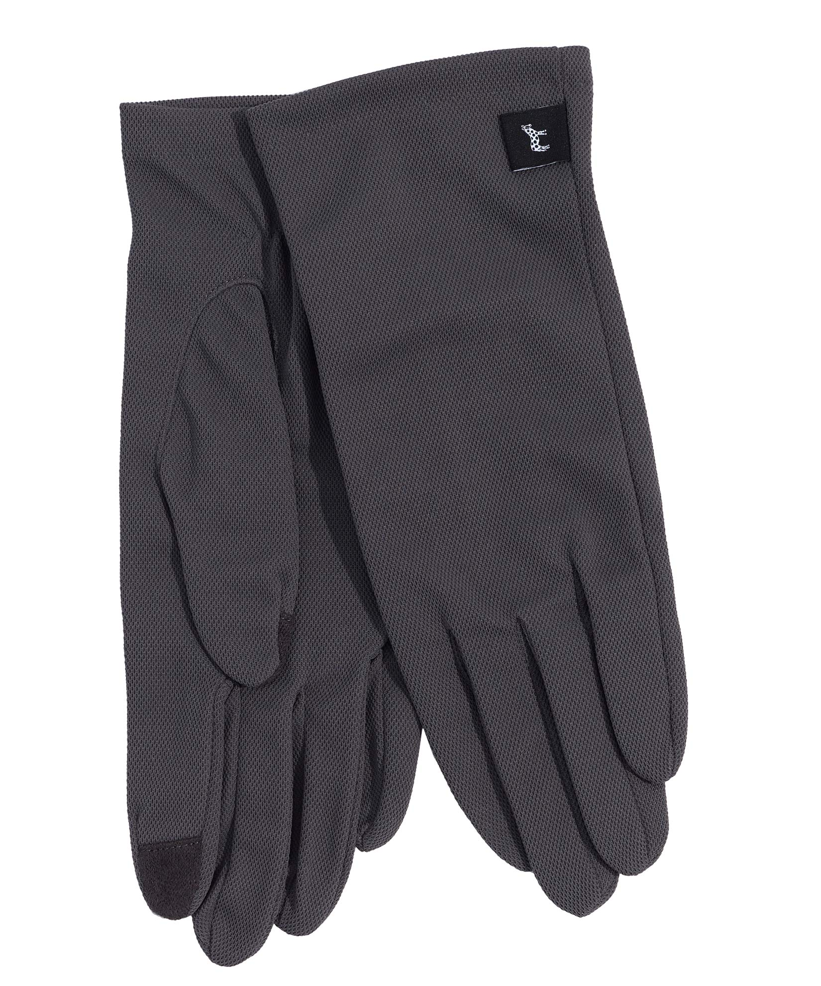 Charcoal - UPF50 Washable Errand Glove with Echo Touch®