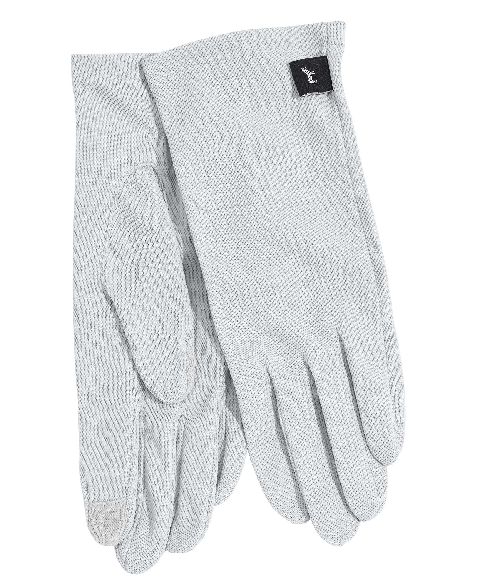 Grey - UPF50 Washable Errand Glove with Echo Touch®