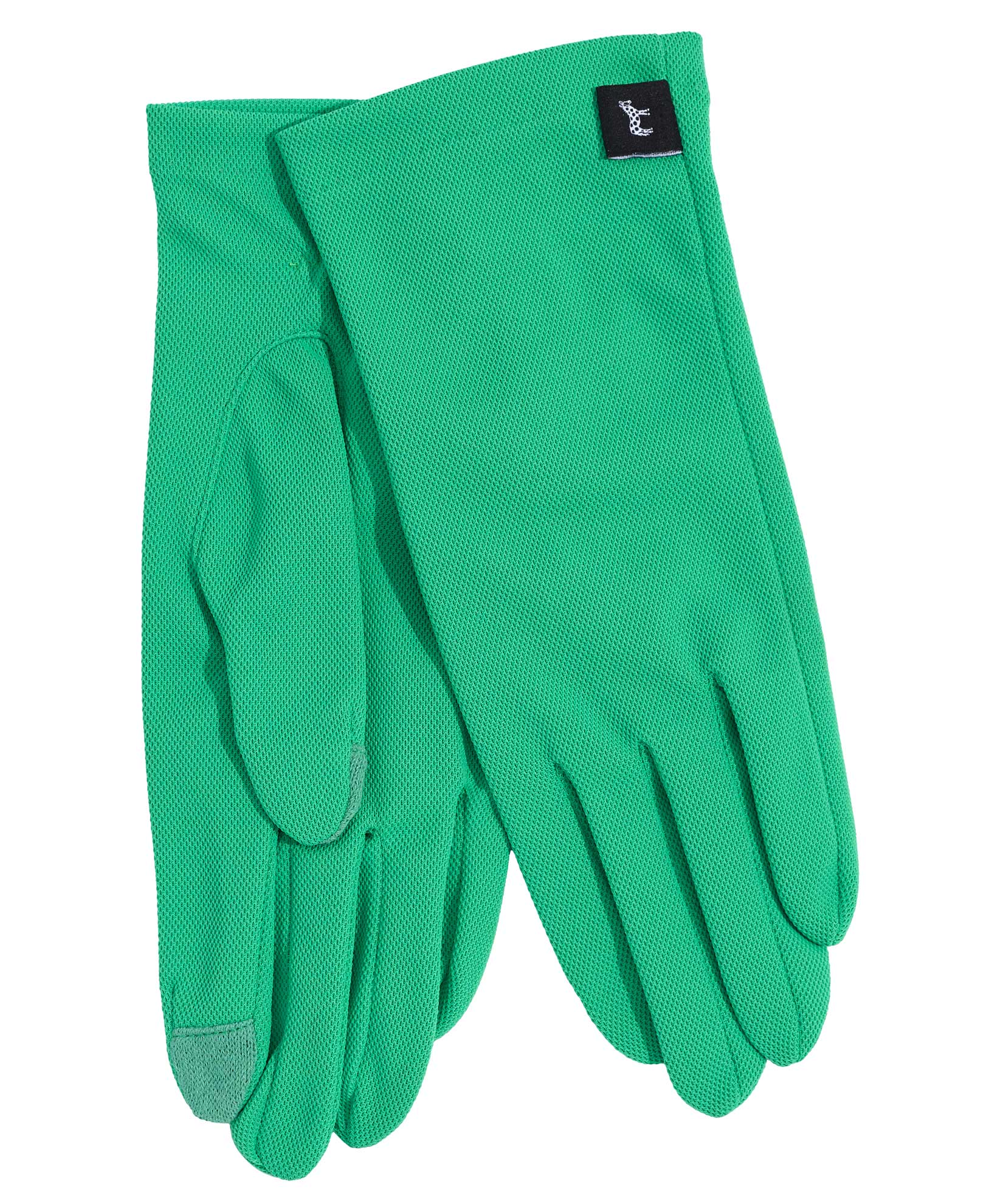 Green - UPF50 Washable Errand Glove with Echo Touch®