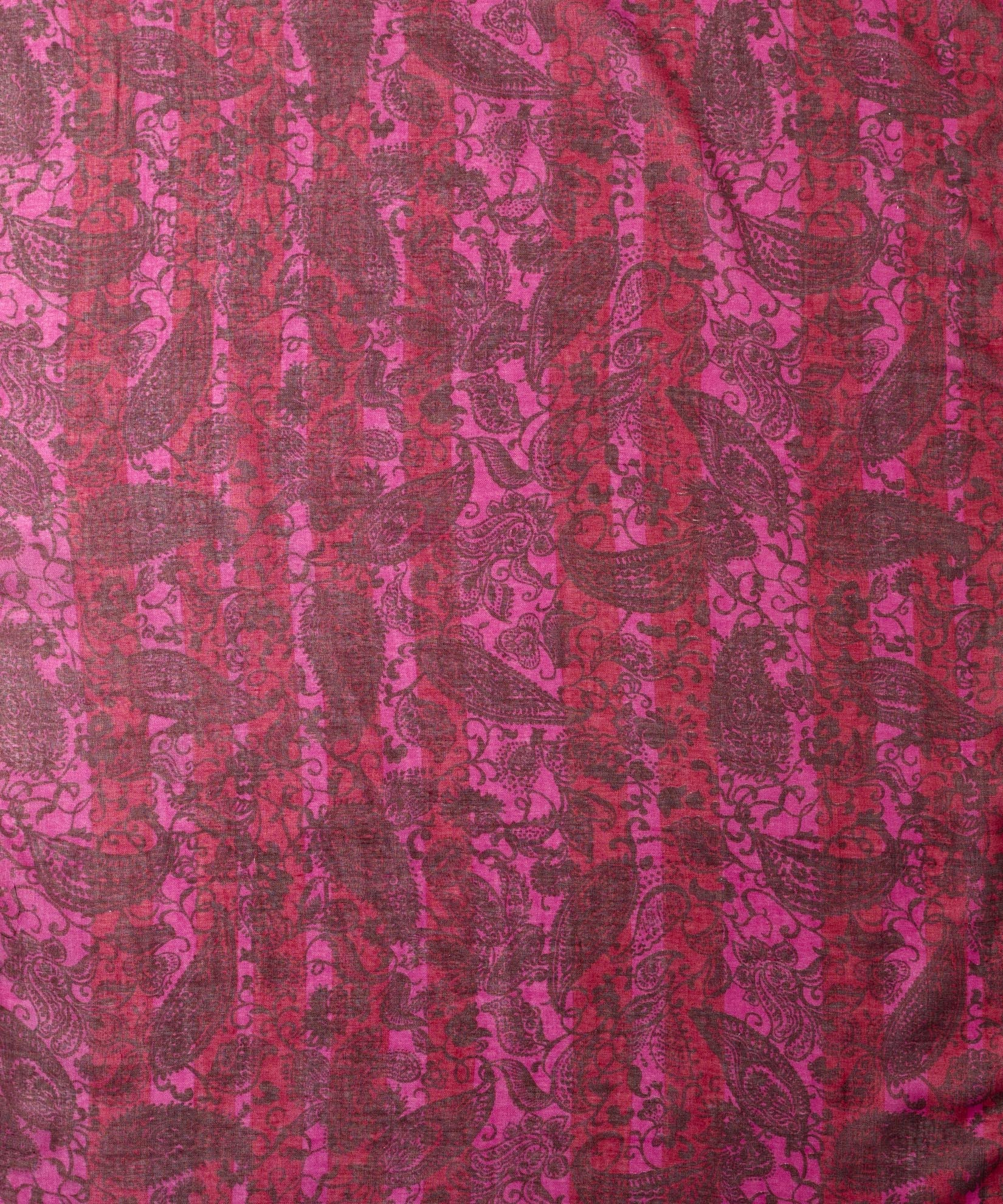 Winterberry - Forest Paisley Oblong