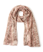 Blush - Forest Paisley Oblong