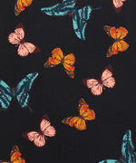 Black - Butterfly Bandana