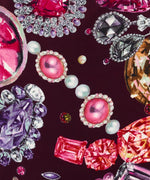 Winterberry - Be Jeweled Silk Diamond