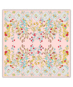 Pearl Pink - Coral Sea Silk Square