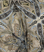 Black - Jaipur Paisley Oblong