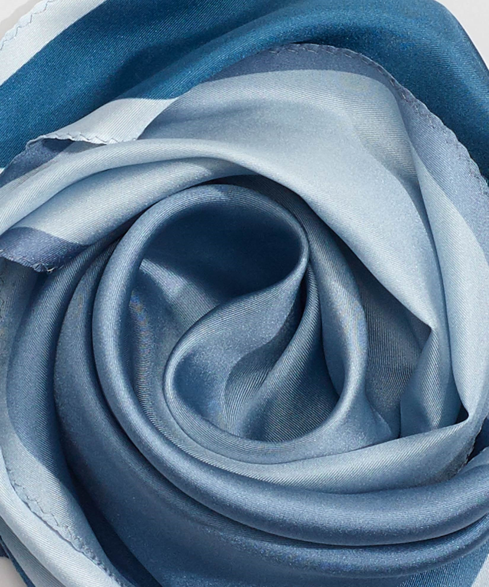 Chambray - Ombre Silk Diamond