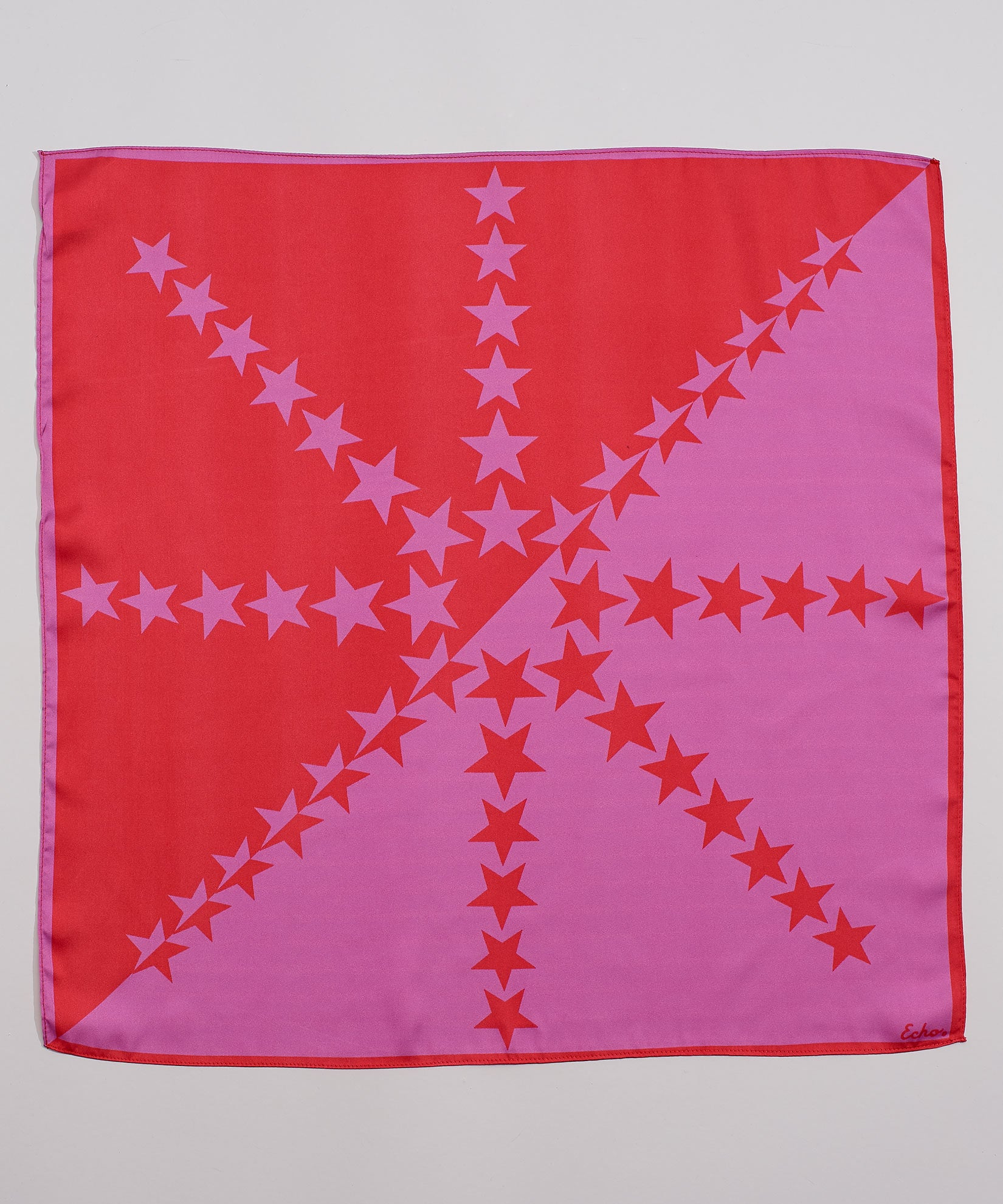 Cherry Red - Star Square