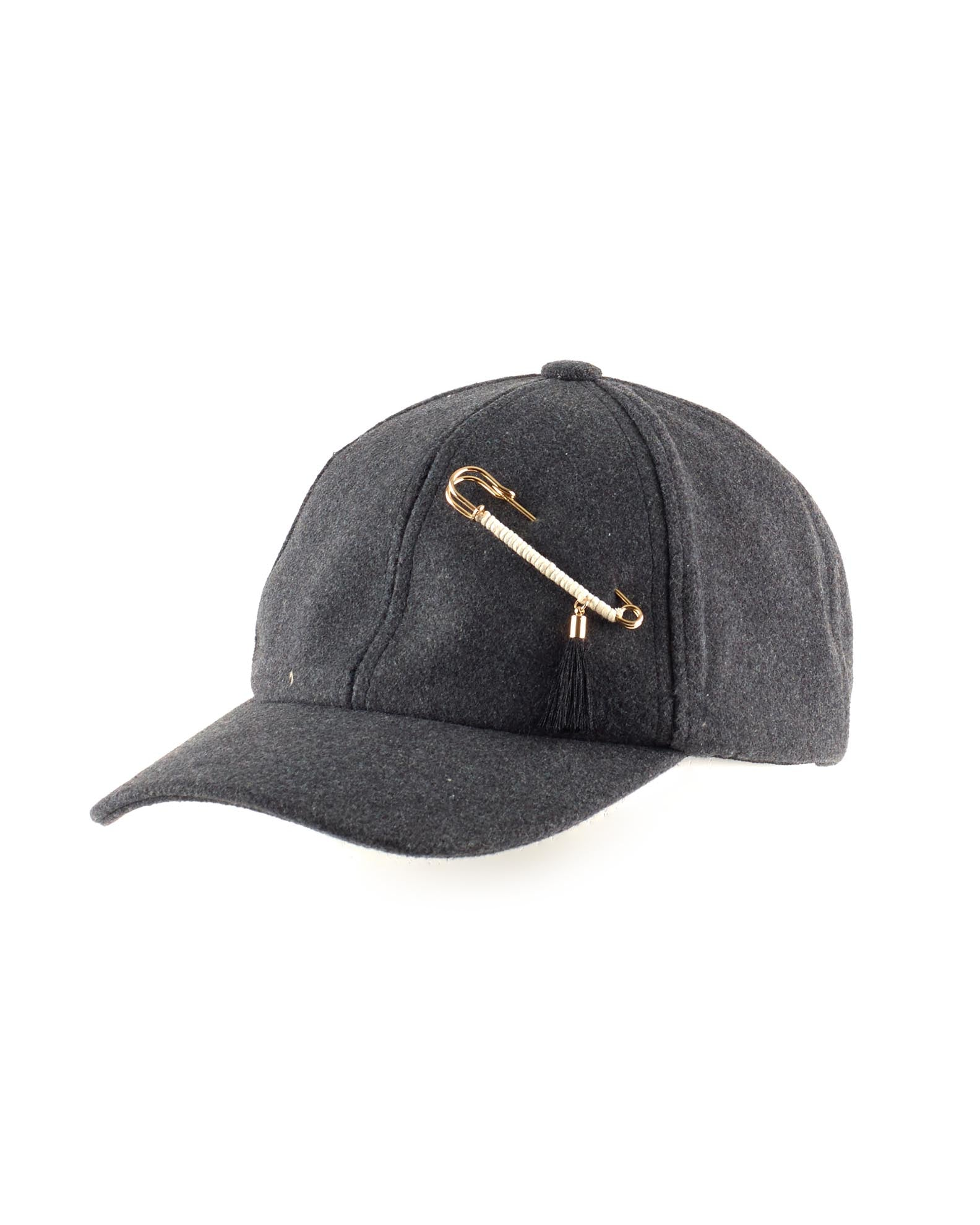 Black - Solid Baseball Hat