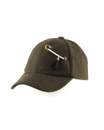 Evergreen - Solid Baseball Hat