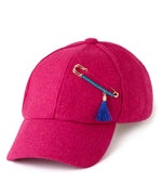 Fuchsia - Solid Baseball Hat