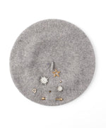 Summit Grey - Pin Beret