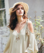White - Joy Sunhat