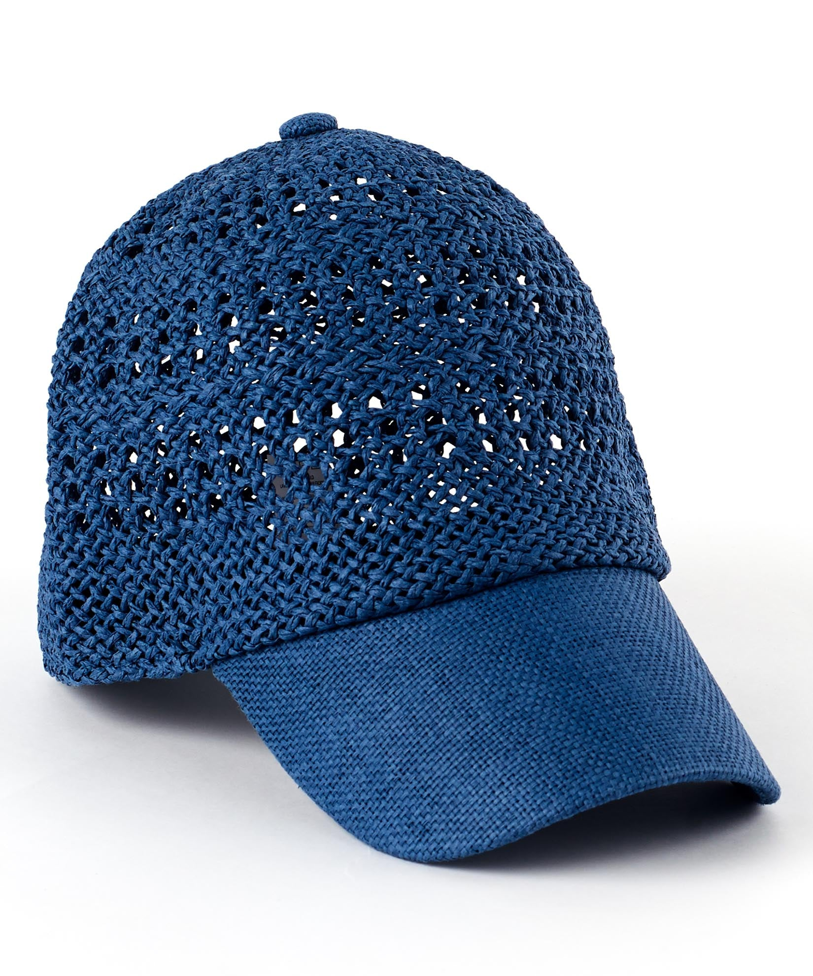 Navy - Lilly Packable Baseball Cap