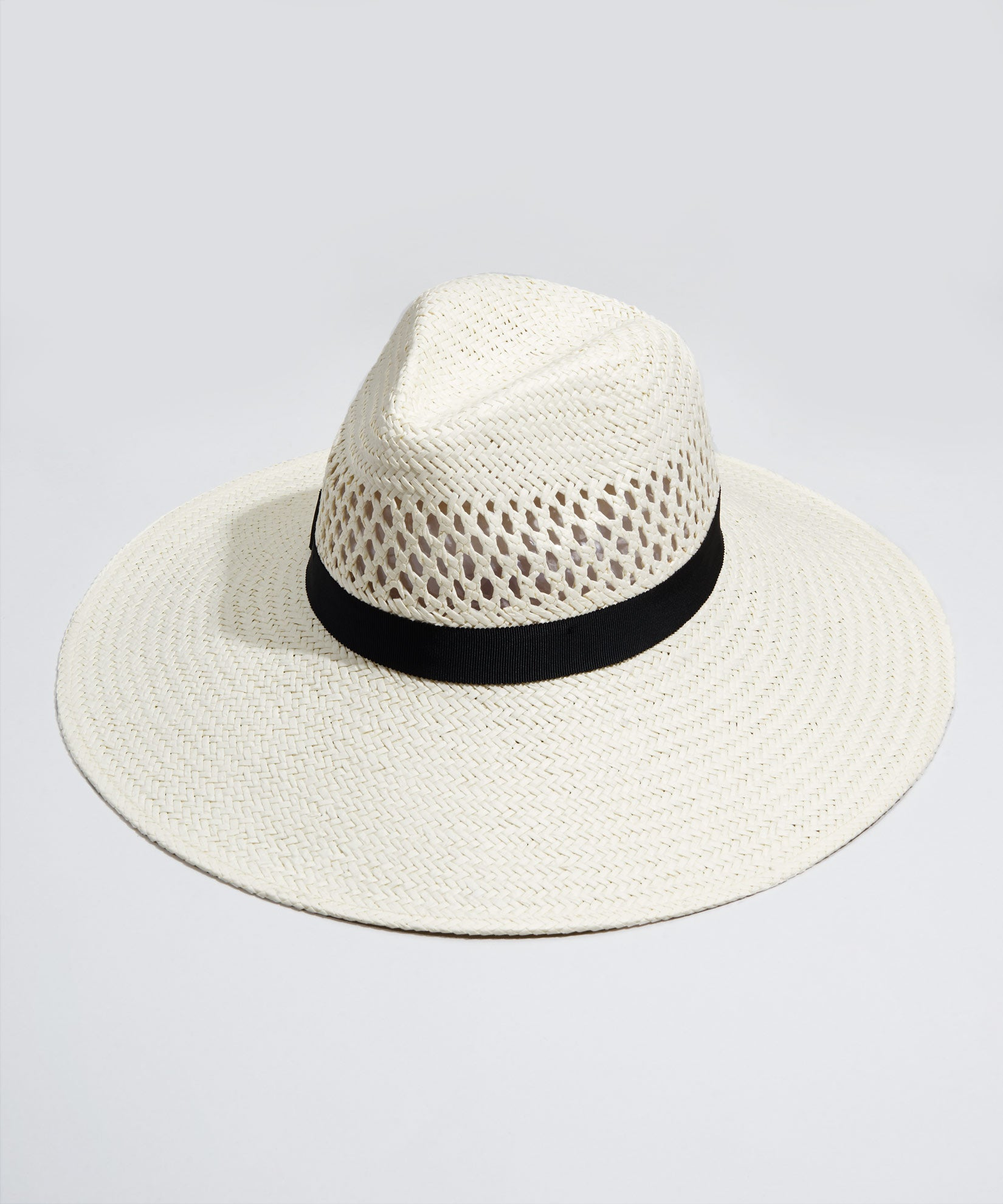 White - Statement Fedora