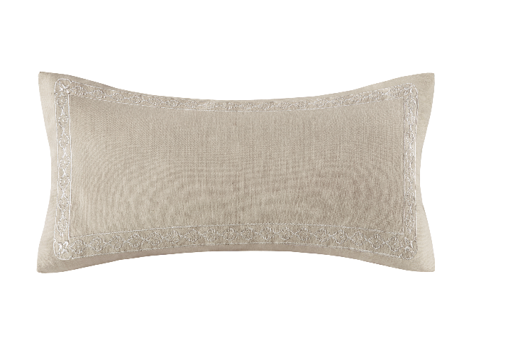 Odyssey Emb Frame Dec Pillow - Odyssey Emb Frame Dec Pillow