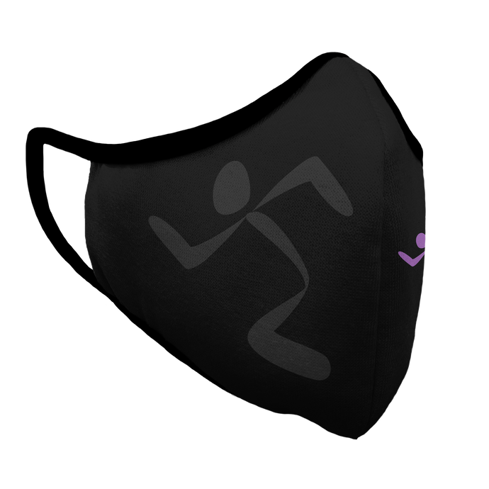 Anytime Fitness Premium Fitted Face Cover