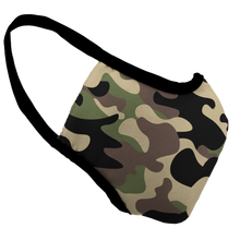 Load image into Gallery viewer, Camo-Fide Premium Fitted Face Cover