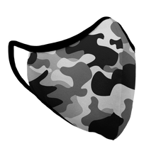 Load image into Gallery viewer, Camo-Nite Premium Fitted Face Cover