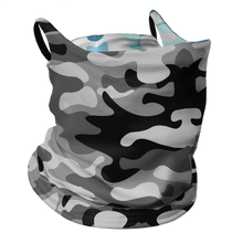 Load image into Gallery viewer, Camo-Nite Premium Fitted Neck Gaiter with Ear Support