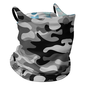 Camo-Nite Premium Fitted Neck Gaiter with Ear Support