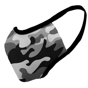 Camo-Nite Premium Fitted Face Cover