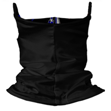 Load image into Gallery viewer, Captain Punisher Premium Fitted Neck Gaiter with Ear Support