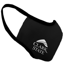 Load image into Gallery viewer, Clark State Option 2 Premium Fitted Face Cover