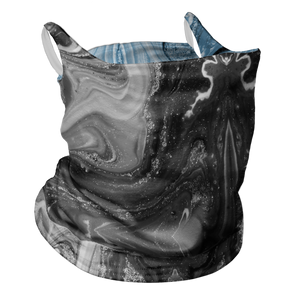 Clean Slate Premium Fitted Neck Gaiter with Ear Support