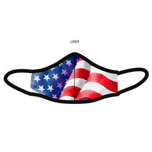Great American Title Agency Premium Fitted Face Cover