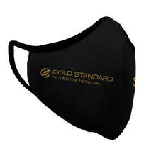 Load image into Gallery viewer, Gold Standard Automotive Network Premium Fitted Face Cover
