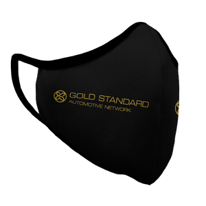 Gold Standard Automotive Network Premium Fitted Face Cover