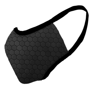 Hive Attached Premium Fitted Face Cover