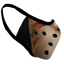 Load image into Gallery viewer, Friday the 13th Premium Fitted Face Cover
