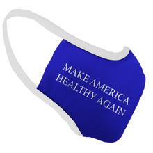 Load image into Gallery viewer, Make America Healthy Again Premium Fitted Face Cover