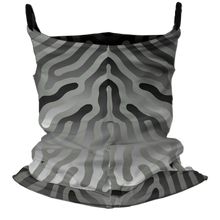 Load image into Gallery viewer, Maze Blaze Premium Fitted Neck Gaiter with Ear Support