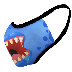 Monstro Premium Fitted Face Cover