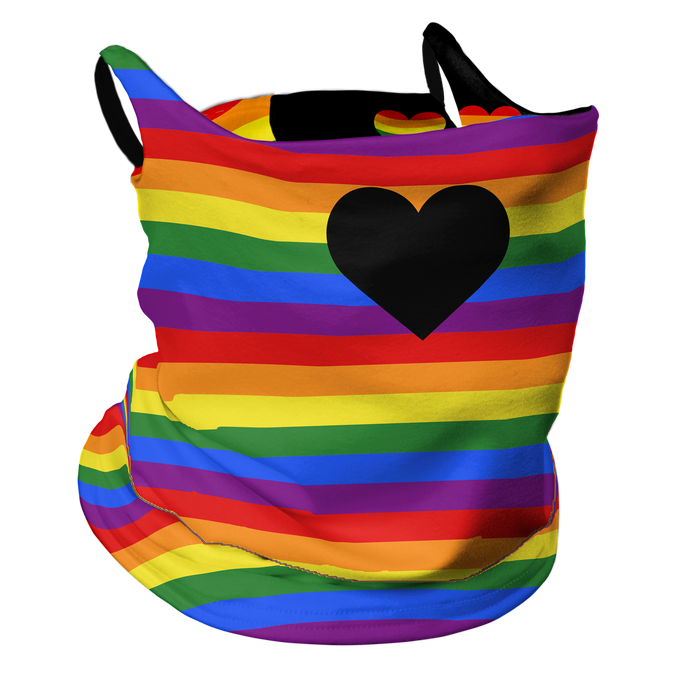 Pride Premium Fitted Face Cover