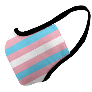 Pride (T) Premium Fitted Face Cover