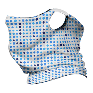 Snow Lights Premium Fitted Neck Gaiter with Ear Support