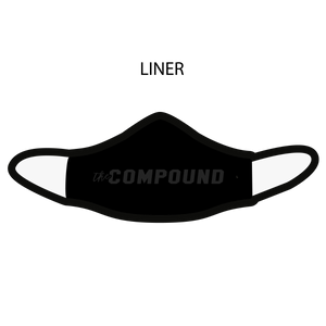 The Compound Premium Fitted Face Cover