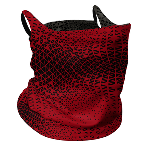 Time Warp Premium Fitted Neck Gaiter with Ear Support