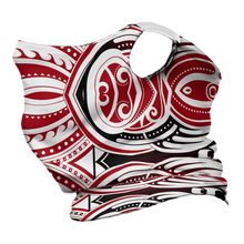 Load image into Gallery viewer, Tribal Daze Premium Fitted Neck Gaiter with Ear Support